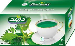 دمنوش گیاهی دربند