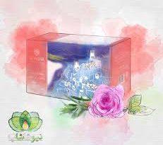 دمنوش گل محمدی نیوشا