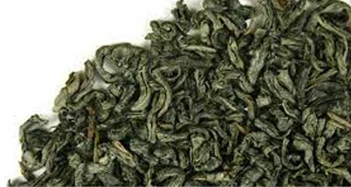 چای سبز ساچمه ای