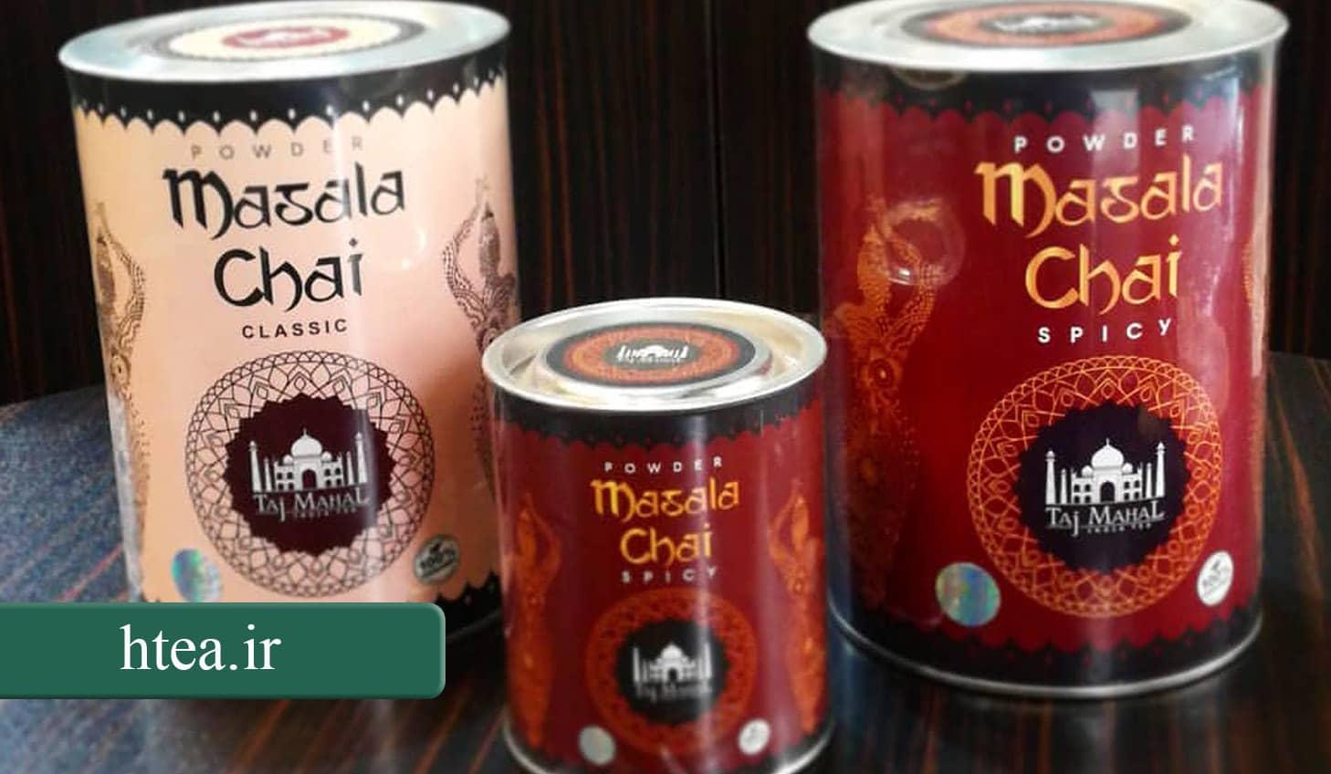 خرید چای ماسالا جزئی