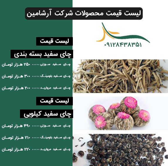 price white tea