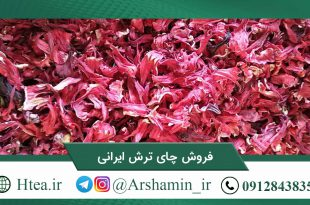 فروش چای ترش ایرانی